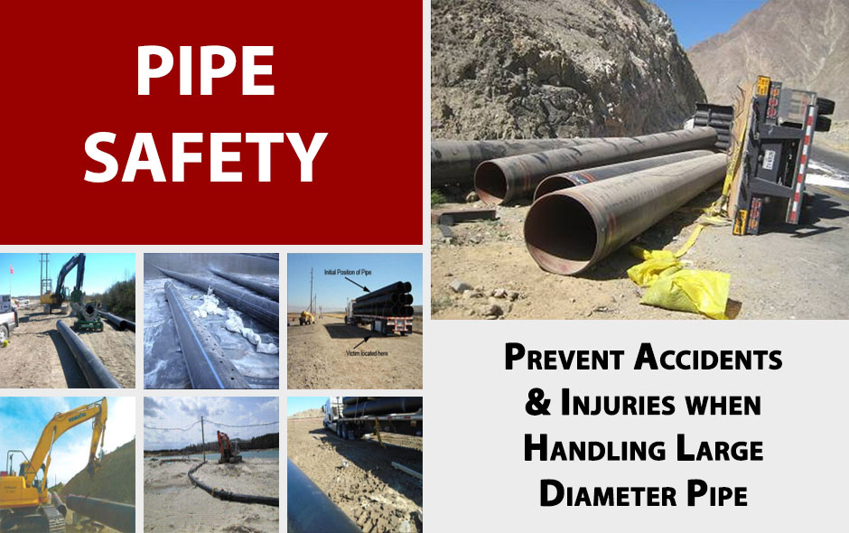 Best Practices Involving Large Diameter Pipe