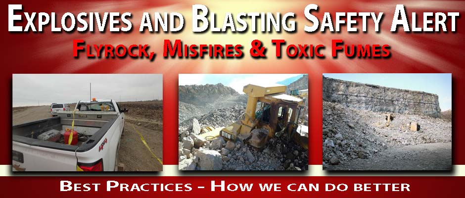 Best Practices to Avoid Explosives and Blasting Accidents