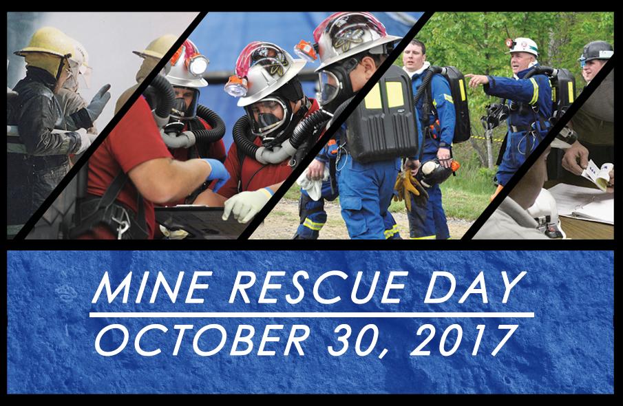 MSHA Celebrates Mine Rescue Day