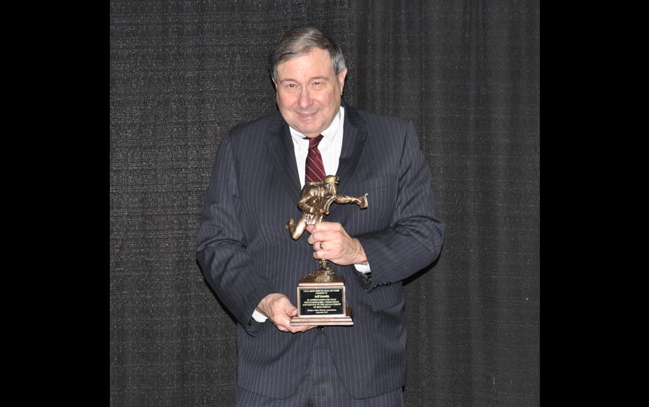 Special Service Award - Jeff Kravitz