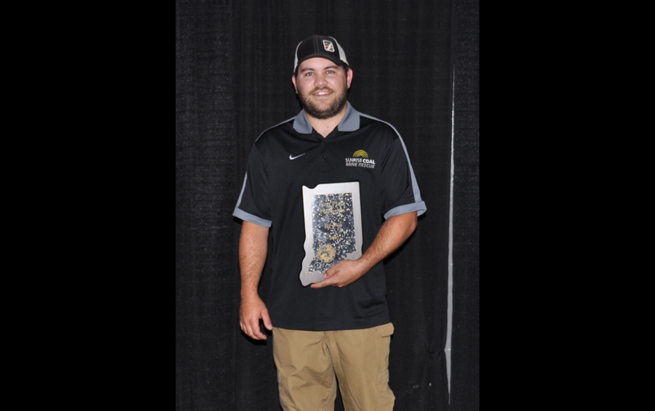 State Awards Indiana - Preshift - Sunrise Coal - Nick O'Connor - 3