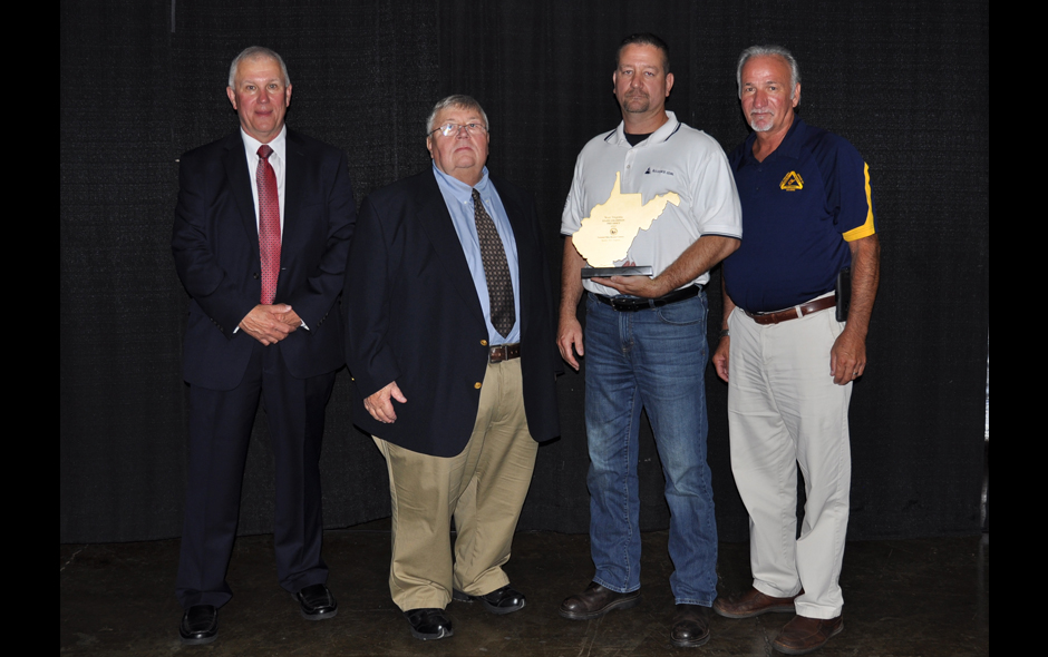 State Awards West Virginia - Preshift - Mettiki Coal WV LLC, Mettiki Team #1 - Mike Fulmer