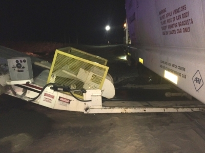 MNM Serious Accident Alert surface - conveyers