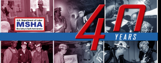 MSHA celebrates 40 years striving to keep miners safe and healthy