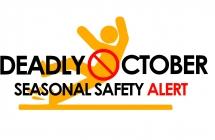Seasonal Safety Alert: Deadly October