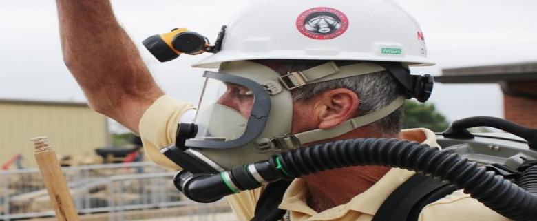 Concentration and focus are required during rescue operations
