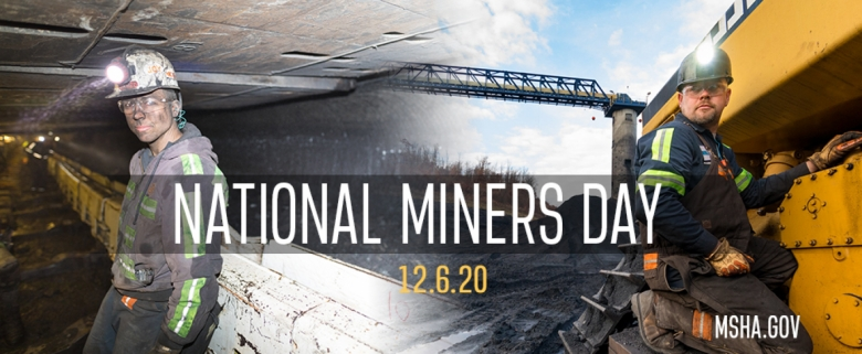 National Miners Day 12 6 2020