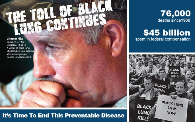 The Toll of Black Lung Continues